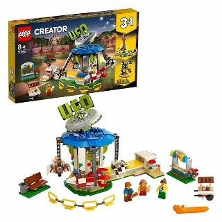 [레고] 레고 크리에이터 놀이공원 회전목마 31095