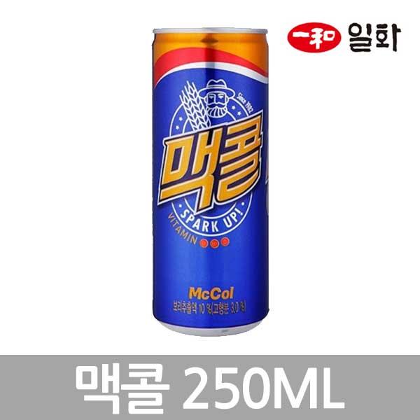 [일화] 맥콜 250mlx30개 무료배송 한정판매