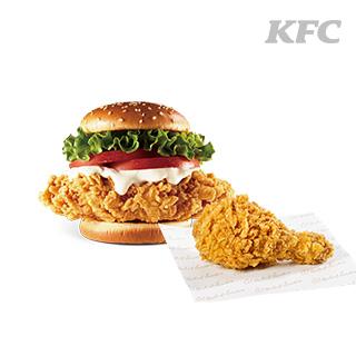 [KFC] 인기 세트메뉴 최대 47% 할인