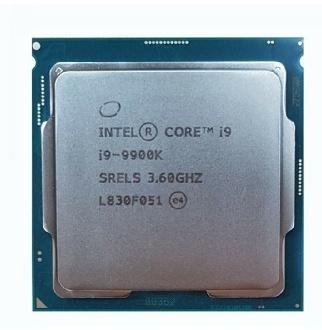 코어 i9 9세대 9900K 커피레이크 R   벌크 쿨러미포함 - CPU 코어i7