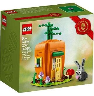 [해외] LEGO  40449 Carrot House of the Easter Bunny   Limited Edition - LEGO