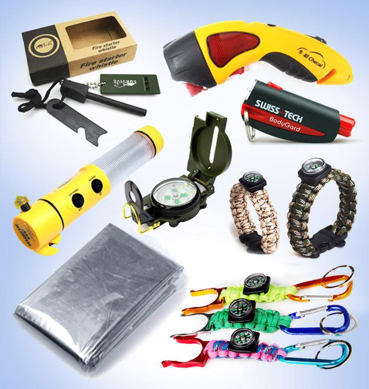 지진 재난 안전용품 모든것!